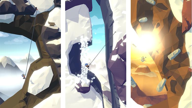 Новый видеоролик «Hang Line» расскажет и покажет вам, как правильно забираться в гору