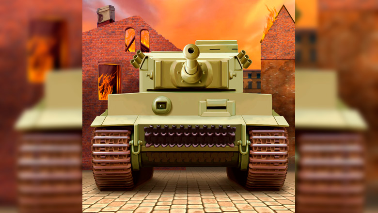 «World War 2 Tank Defense» — танковый дефендер для iOS и Android