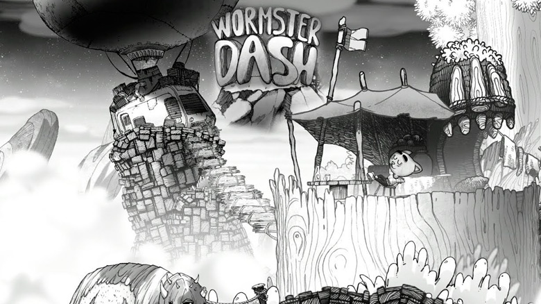 «Wormster Dash» – спокойствие, только спокойствие!