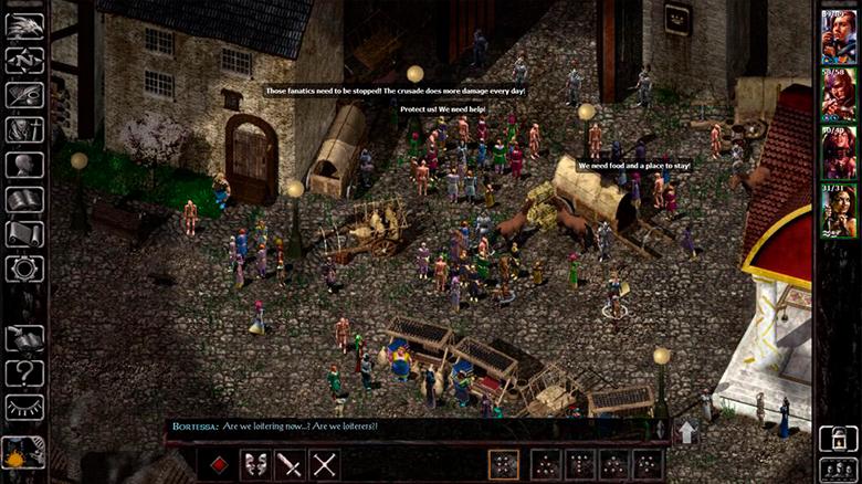 «Baldur's Gate: Siege of Dragonspear» выйдет на iOS 8 марта