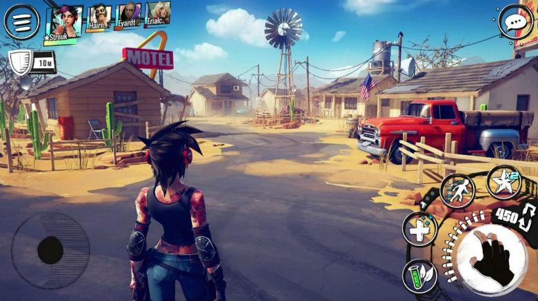 Первое видео игрового процесса ММО «The Dying World» от Gameloft