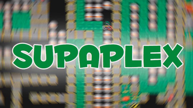 [РАЗЫГРЫВАЕМ КОДЫ] Путешествие по микросхемам серии игр «Supaplex»