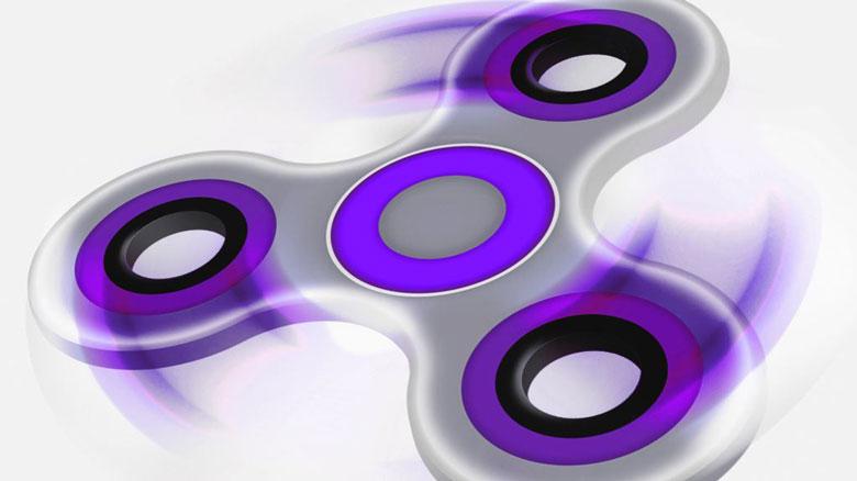 Релиз «Finger Spinner». Это безумие, но «spinner'ы» добрались и до телефонов