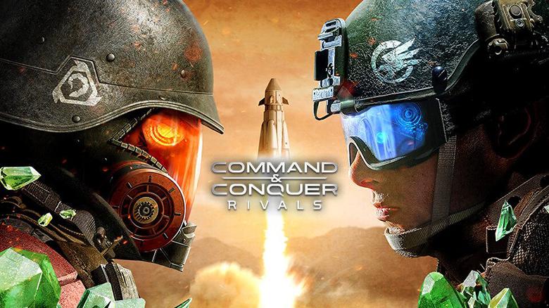 «Command & Conquer: Rivals»: глобальный релиз уже близко