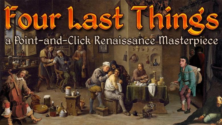 Паломнические приключения в мире «Four Last Things» теперь на iOS