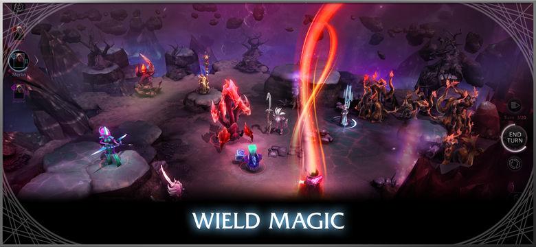 Пошаговая стратегия про битву магов «Chaos Reborn Adventures» доступна для скачивания