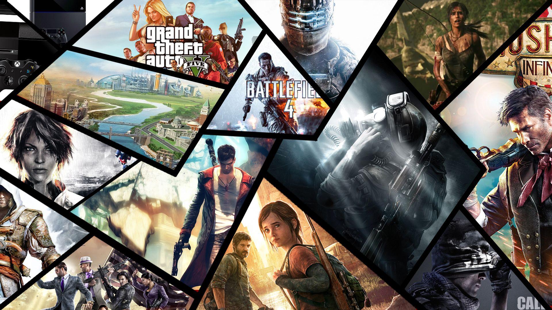 Широкий выбор разнообразия игр онлайн бесплатно