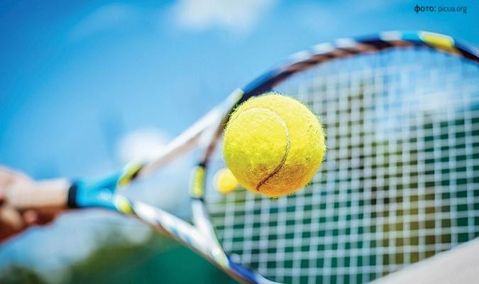 Ставки на большой теннис в Париматч  онлайн
