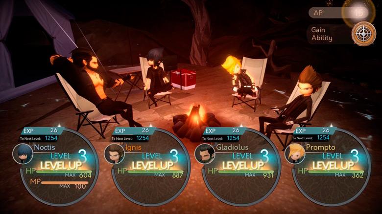 Вышли новый трейлер «Final Fantasy XV – Pocket Edition» и несколько скриншотов