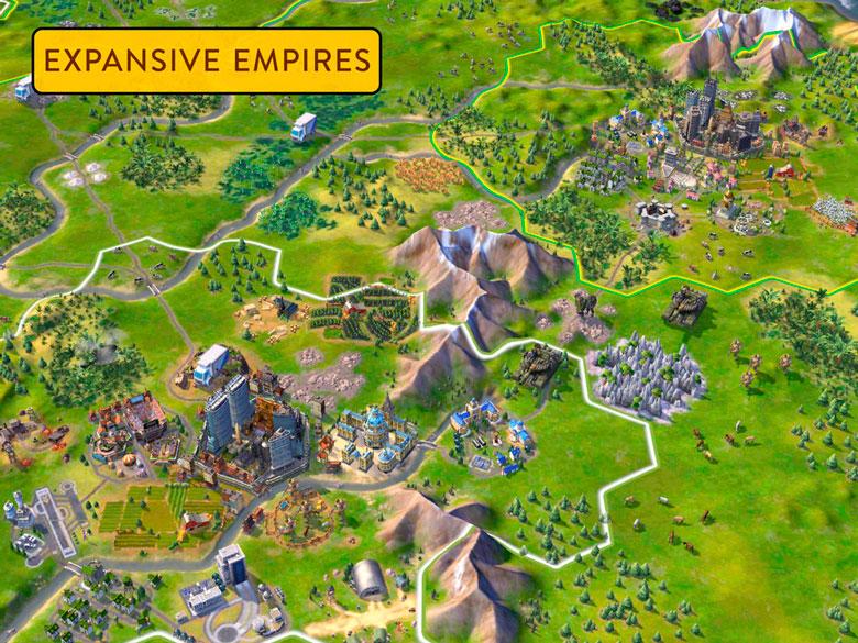 «Sid Meier's Civilization VI» появилась в App Store