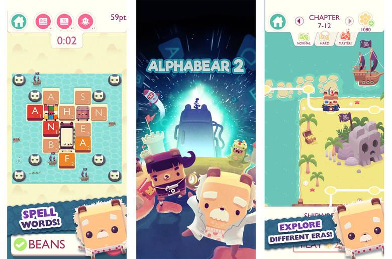 «Alphabear 2»: альфамишки возвращаются!