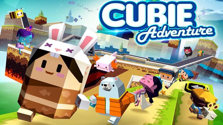 Веселая кубическая аркада «Cubie Adventure» доступна в App Store