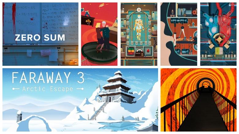 6 лучших игр, вышедеших для iPhone и iPad в мае 2018 году