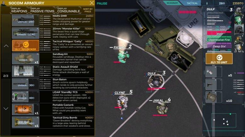 Сражайтесь за Землю в новом тактическом экшене «Strain Tactics»