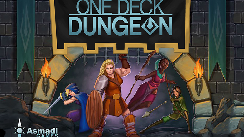 «One Deck Dungeon»: Dungeon Crawler с элементами rogue-like от Handelabra Games появился в App Store