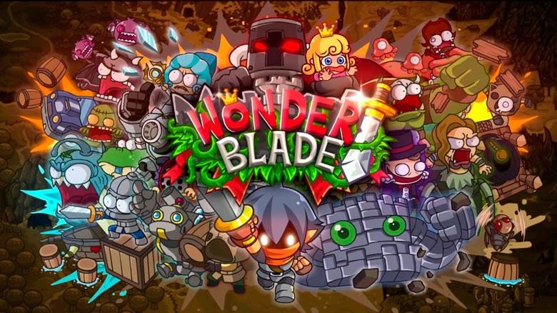 «Wonder Blade» – необычный beat'em up с элементами RPG