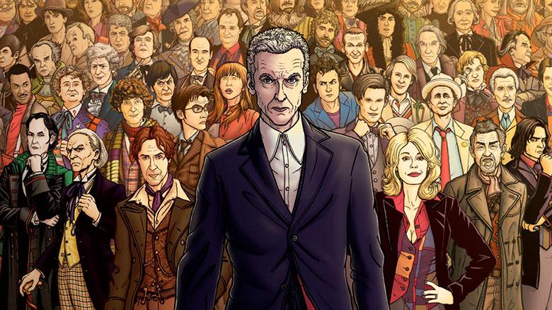 «Doctor Who Infinity»: кто это у нас тут пожаловал?