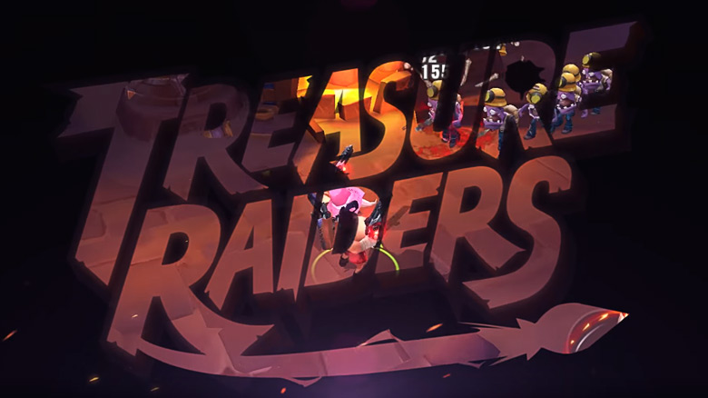 «Treasure Riders», гремучая смесь ARPG и MOBA, выйдет в следующем году