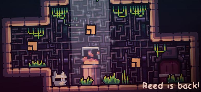 Миловидный платформер «Reed 2» от Crescent Moon Games уже в следующем месяце [предзаказ]
