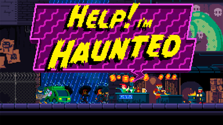 «Help! I'm Haunted» – охота на приведения объявляется открытой!