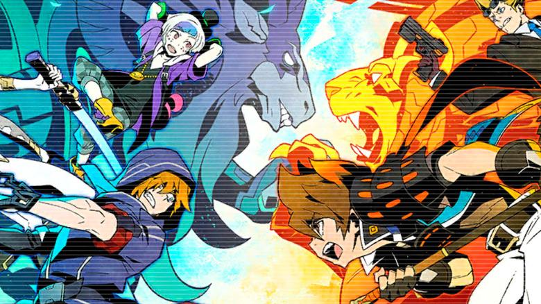 «Flame Versus Blaze» — новая MOBA от Square Enix