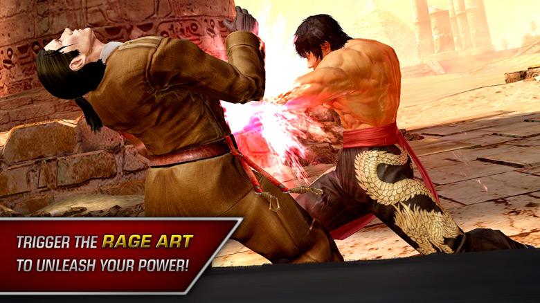 Namco Bandai выпустила новую часть «Tekken» в режиме софт-запуска
