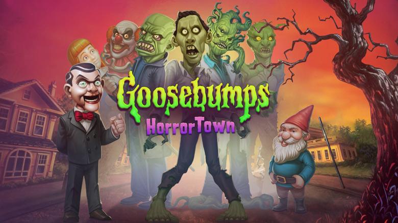 Градостроительный симулятор «Goosebumps Horrortown» от создателей «Sandbox» доступен для предзаказа