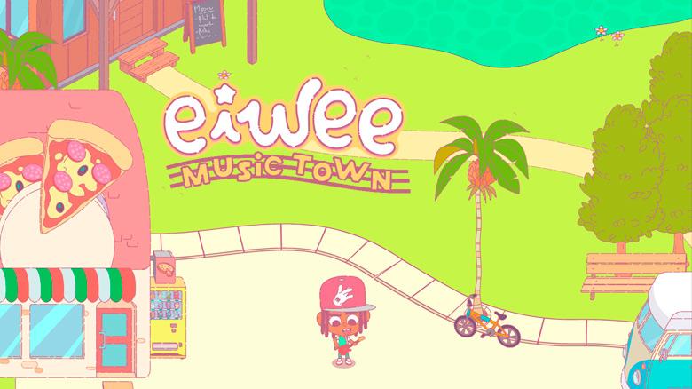 Обучение в музыкальном городе «Eiwee» начнётся осенью этого года