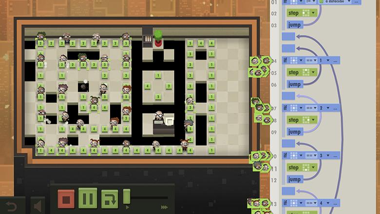 «7 Billion Humans» – игра, которая продолжит развитие идей «Human Resource Machine»