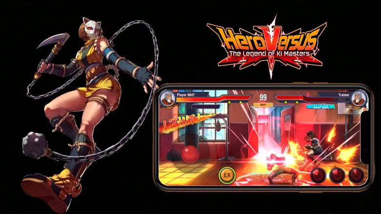 «Правильный» файтинг «Hero Versus» доступен для бета-тестирования