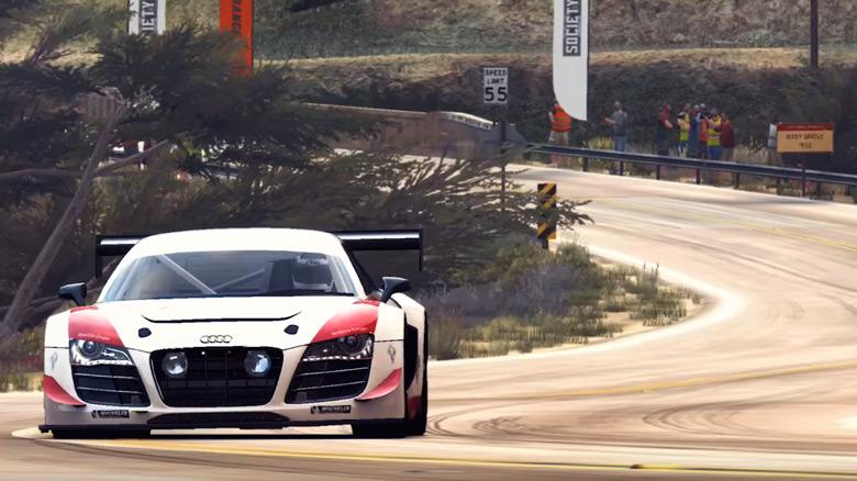Объявлены минимальные требования для самого ожидаемого автосимулятора «GRID Autosport»