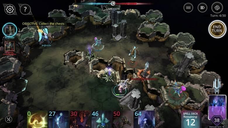 «Chaos Reborn Adventures»: битвы магов за власть над миром