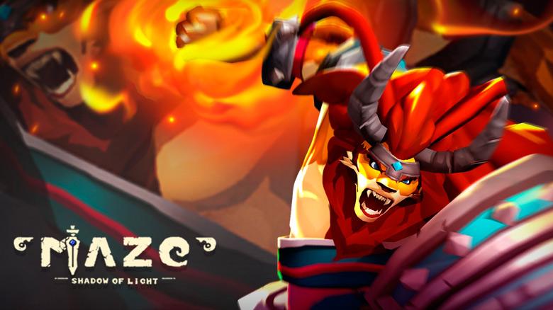 «Maze: Shadow Of Light» наконец-таки добралась до мирового рынка