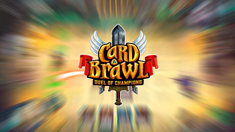 «Card Brawl: Duel of Champions» ККИ с элементами RPG. Превратите стол в поле боя
