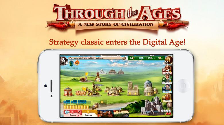 Названа дата выхода порта одной из лучших настольных игр «Through The Ages»