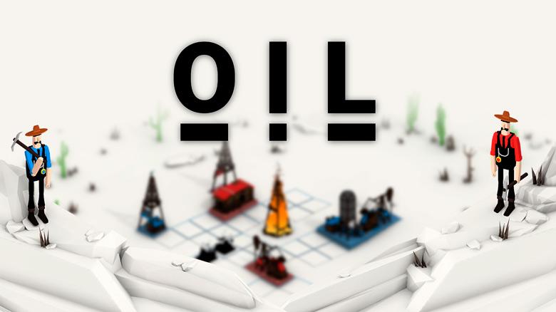 «OIL» – игра «на двоих» в конкурентной борьбе за нефть от Wee Door