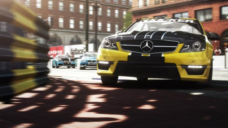 Новое видео игрового процесса мобильного порта автосимулятора «GRID Autosport»
