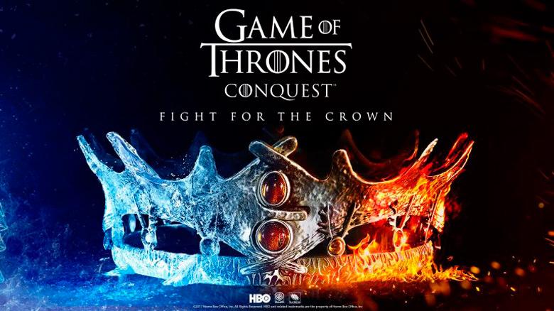 Открыта пре-регистрация для игры «Game Of Thrones: Conquest»