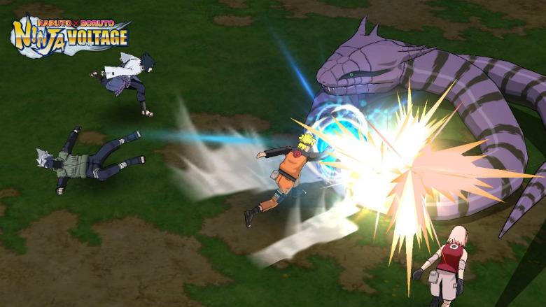 «Naruto X Boruto Ninja Voltage» — анонс новой игры по мотивам популярной анимэ