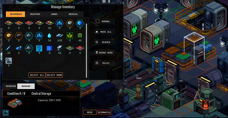 Новые скриншоты «Space Haven». А вы что, уже забыли?