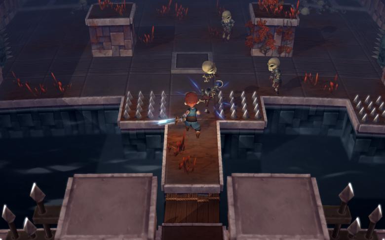«Evoland 2» – одна из лучших ролевых игр про путешествия во времени [РАЗЫГРЫВАЕМ КОДЫ]