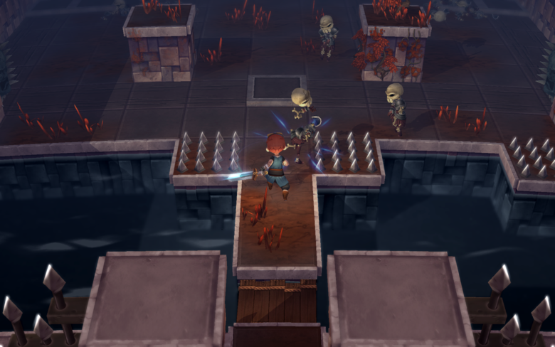 «Evoland 2» – одна из лучших ролевых игр про путешествия во времени