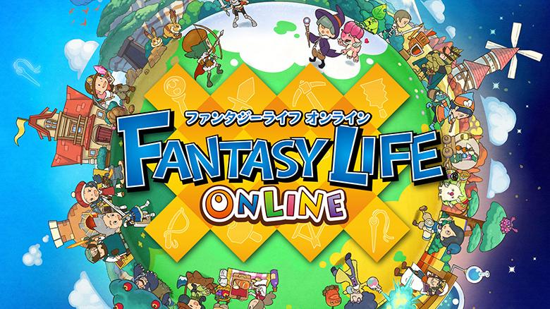 Состоялся релиз «Fantasy Life Online». Правда, только для Японии