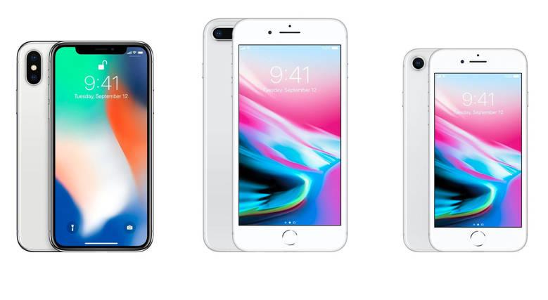 Официальный старт продаж iPhone 8 и iPhone 8 Plus в России