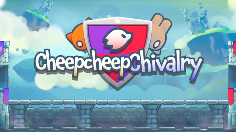 «CheepcheepChivalry»: помогите нелетающим птицам вновь ощутить радость полета