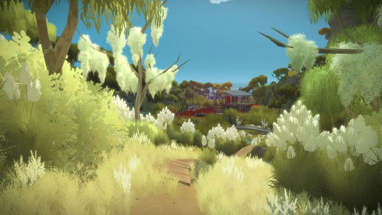 Новые подробности о мобильном порте приключенческой головоломки «The Witness»