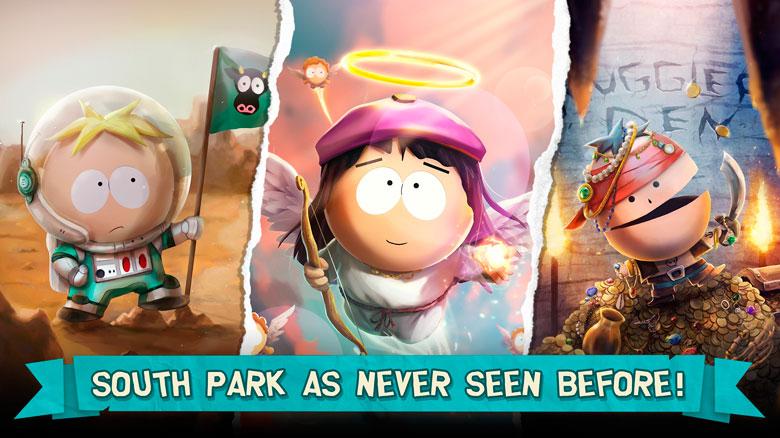 Ubisoft обкатывает «South Park: Phone Destroyer» в нескольких сегментах App Store