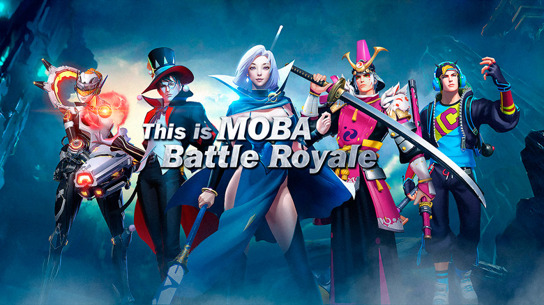 Snail Games выпустила смесь MOBA и Battle Royale «Survival Heroes»