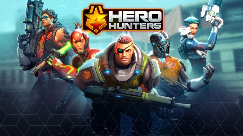 Hothead Games готовит к выходу мультиплеерный шутер «Hero Hunters»