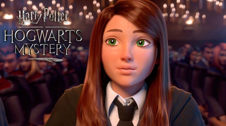 Состоялся глобальный запуск «Harry Potter: Hogwarts Mystery». Добро пожаловать в Хогвартс!